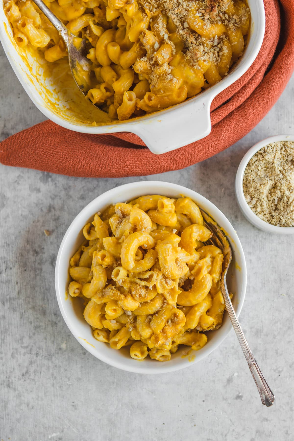 Baked Vegan Mac And Cheese Gluten Free Nut Free From My