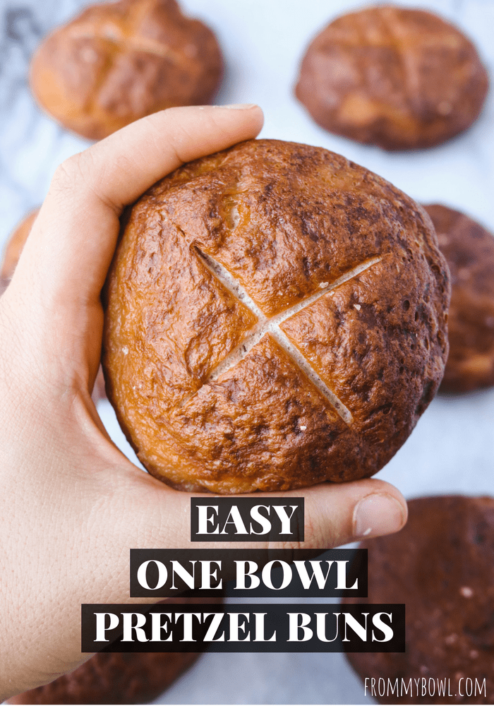 One_Bowl_Vegan_Pretzel_Buns_Easy_Simple_Delicious_FromMyBowl