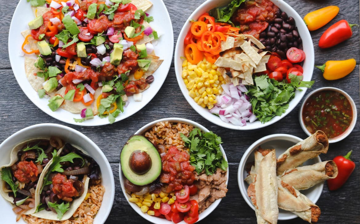 Mexican Inspired Budget Friendly Vegan Meals FromMyBowl