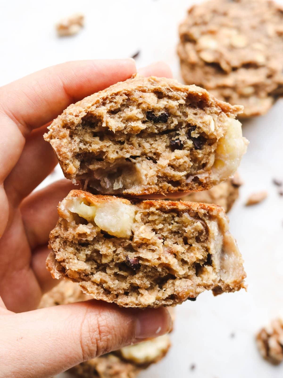 Refined Sugar Free Chocolate Muffins