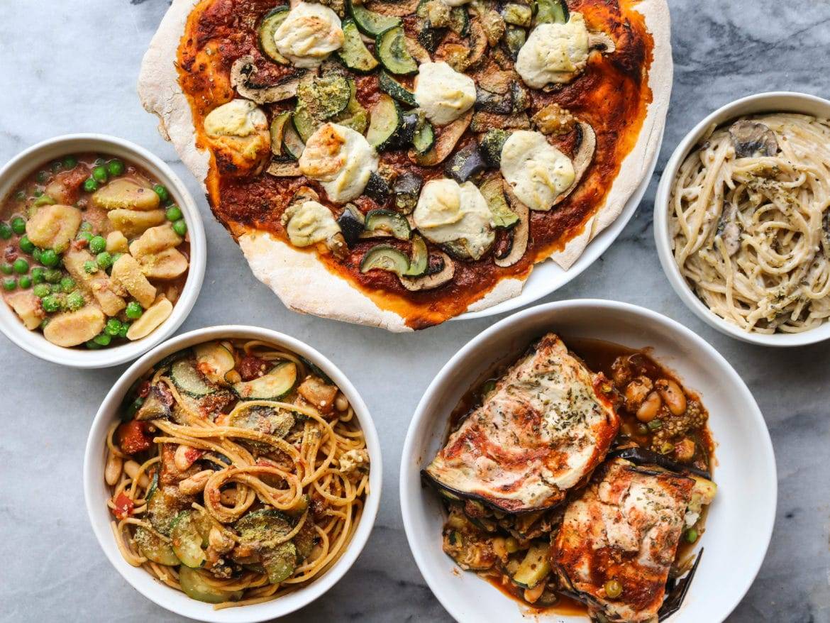Italian-Inspired Vegan Meals Budget friendly frommybowl