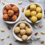 3 Savory Bliss Ball Energy Bite Recipes Vegan