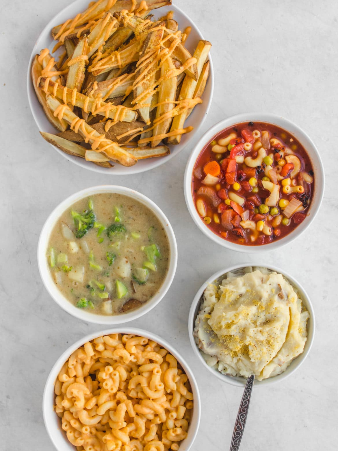 5 Budget-Friendly Vegan Comfort Food Recipes Under $2 - From My Bowl