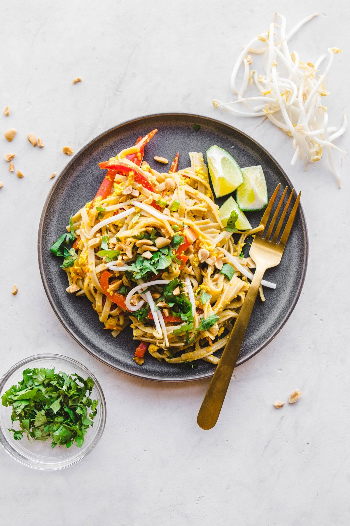 Easy vegan pad thai in 30 minutes from my bowl finally if you make this recipe and decide to share it on facebook or instagram dont forget to tag me frommybowl frommybowl forumfinder Choice Image