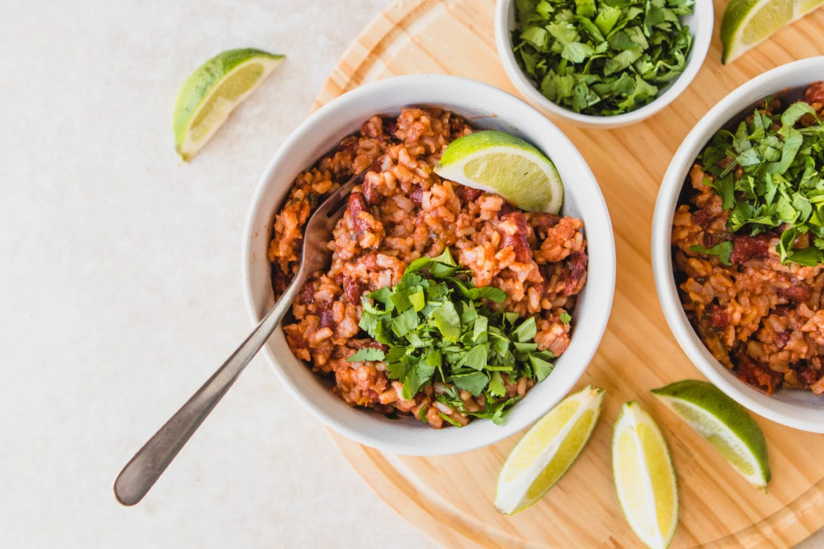 Instant pot rice beans only 5 ingredients from my bowl instant pot rice beans only 5 ingredients forumfinder Image collections
