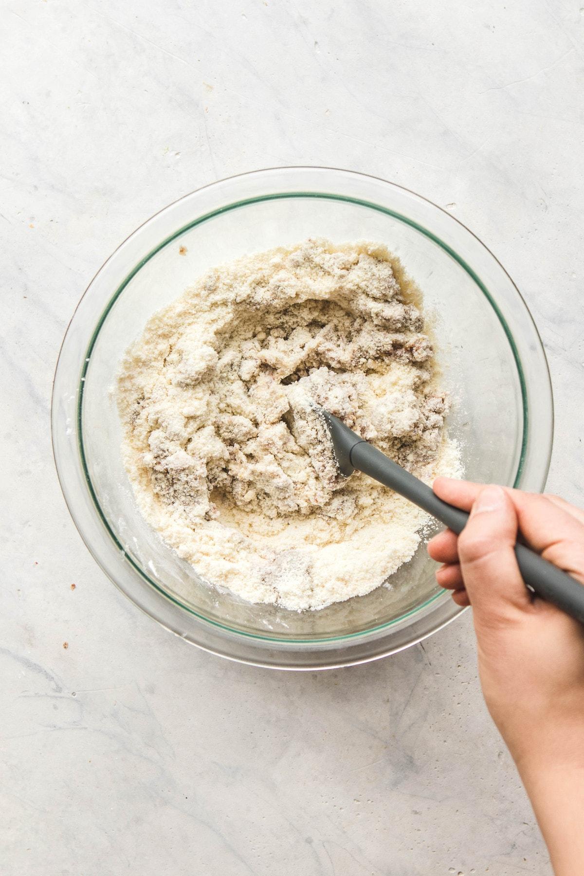 3 ingredient pie crust vegan grain free easy from my bowl 3 ingredient pie crust that is healthy vegan grain free and oil free forumfinder Choice Image