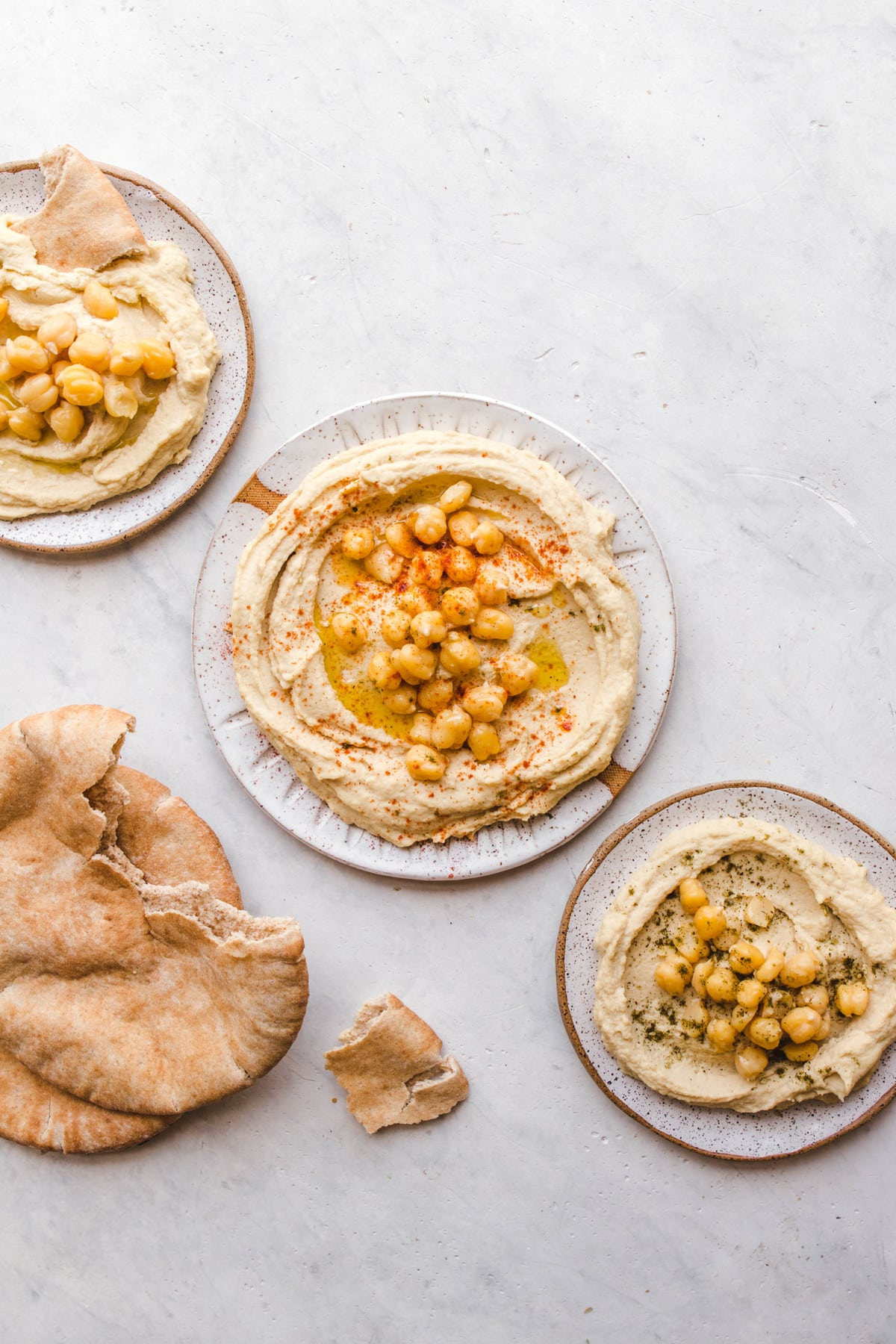 How to Make (The Best) Hummus