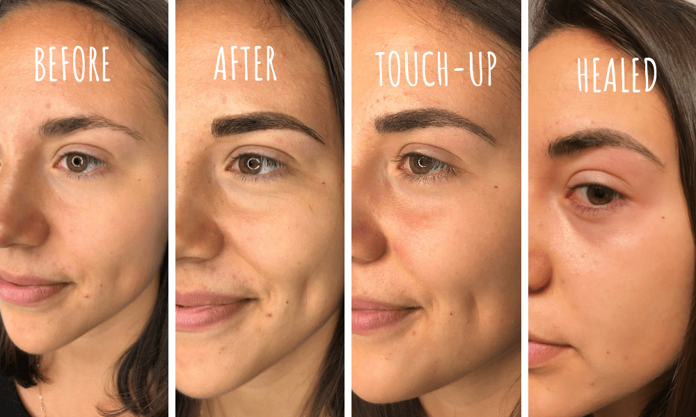 All About Microblading: My Experience - From My Bowl