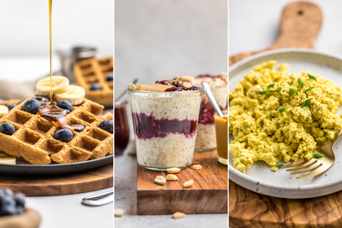 35 Vegan Breakfast Ideas For Every Occasion From My Bowl