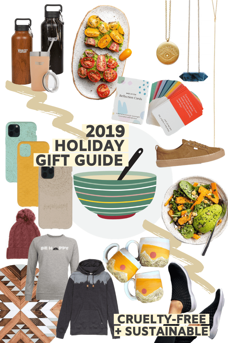 Vegan-Friendly Holiday Gift Guide (2019