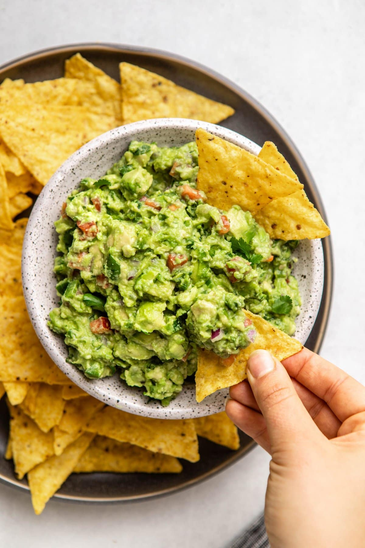 The Best Guacamole Recipe Restaurant Style From My Bowl