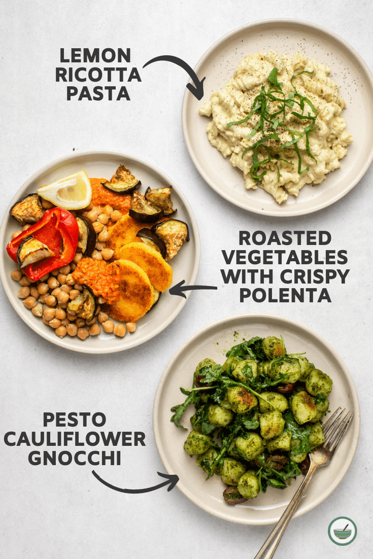 Fancy Ish Vegan Meals From Trader Joe S For Less Than 3 From My Bowl