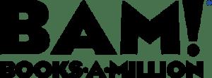 BAM logo black and white