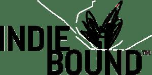 indiebound logo black and white