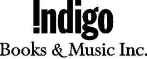indigo logo black and white